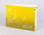 Буклет А4 горизонтальный с велюровой ламинацией 24 полосы