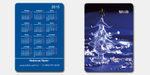 Карманные календарики печать