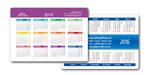 Заказать карманный календарь