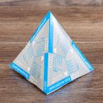 Календарь пирамидка с глянцевой ламинацией