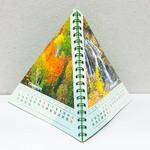 Календарь пирамидка перекидная очей очарованье