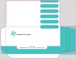 К-32 голубой конверт