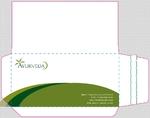 Зеленый конверт