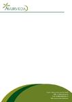 Зеленый бланк