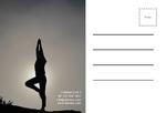 фитнес спорт йога