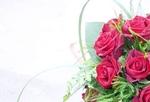 Открытка Розы (150х200)