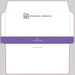 фиолетовый квадрат