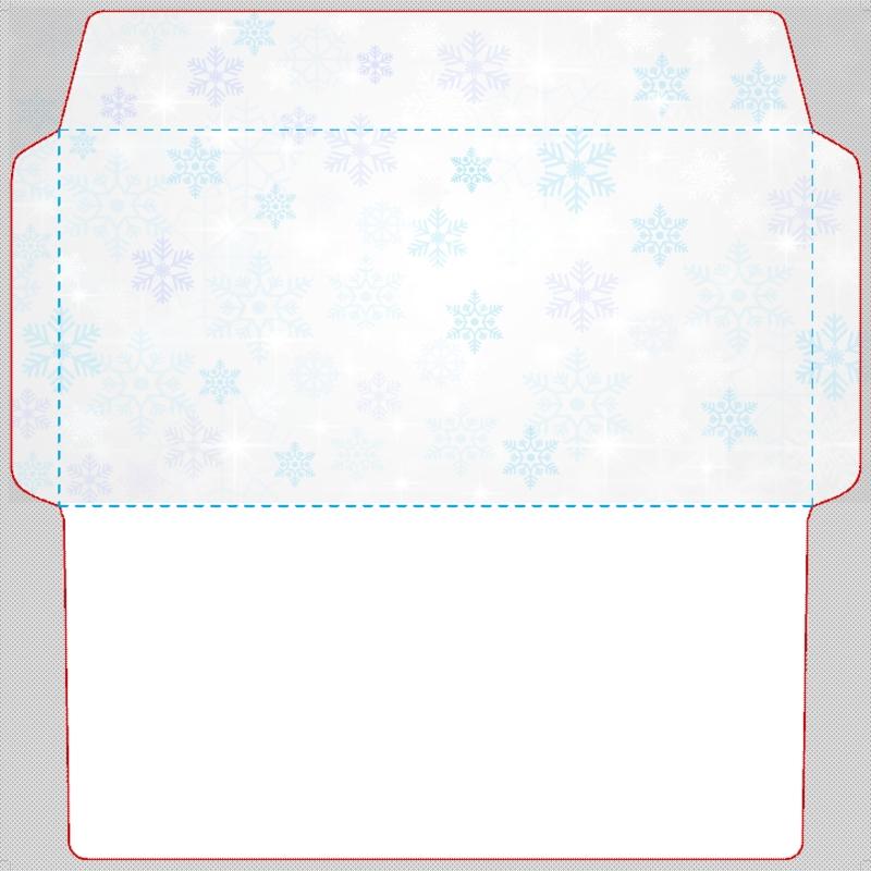 что картинка развернутого конверта этого крышке бачка