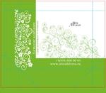 Цветочный узор (250х200)