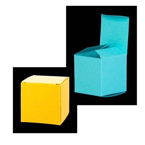 стандартная коробка 50х50х50 мм