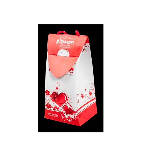 коробка сундучок для небольших подарков