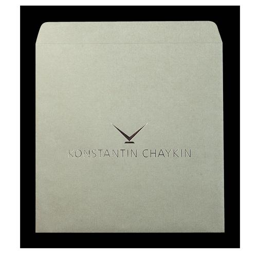 Квадратные конверты  25х25