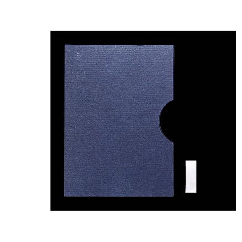 конверт для приглашения без клапана