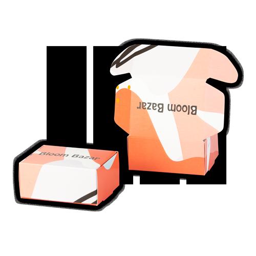 Коробка для упаковки бижутерии