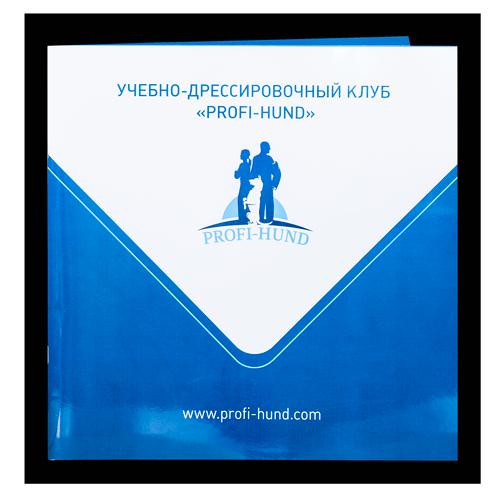 Квадратные брошюры макси