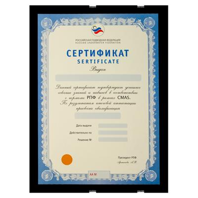 сертификат об окончании курсов тренинингов квалификационный