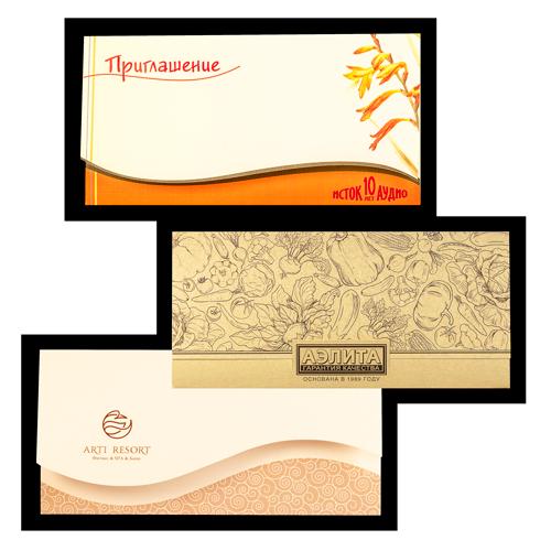 Нестандартные и оригинальные конверты