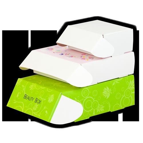 самосборные коробки с ушками конструкция самолет