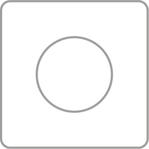 белый 15 мм