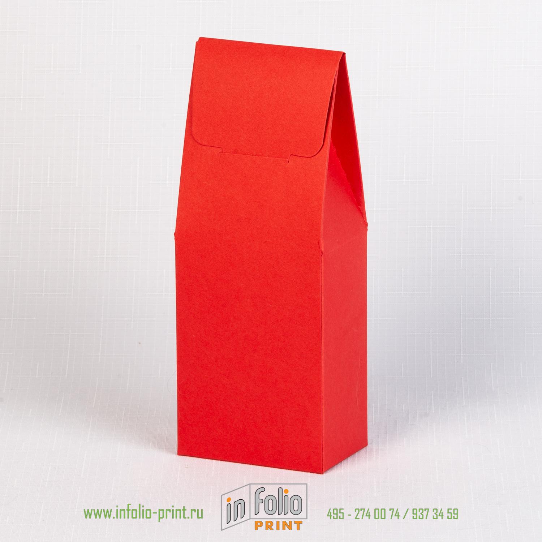 Коробка 70х45х180 красная
