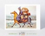 Почтовые карточки с репродукциями картин