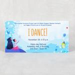 Флаерс - приглашение на танцы