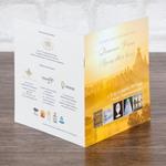 Выставочный каталог Православные храмы России квадрат 15х15