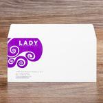 Конверты из меловки 250 г Lady collections