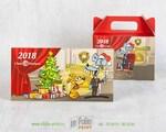 Открытки корпоративные к Новому году