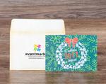 Открытка с конвертом Новый год