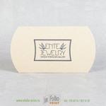 Коробочка - подушечка для ювелирных изделий