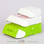 несколько видов коробок с ушками