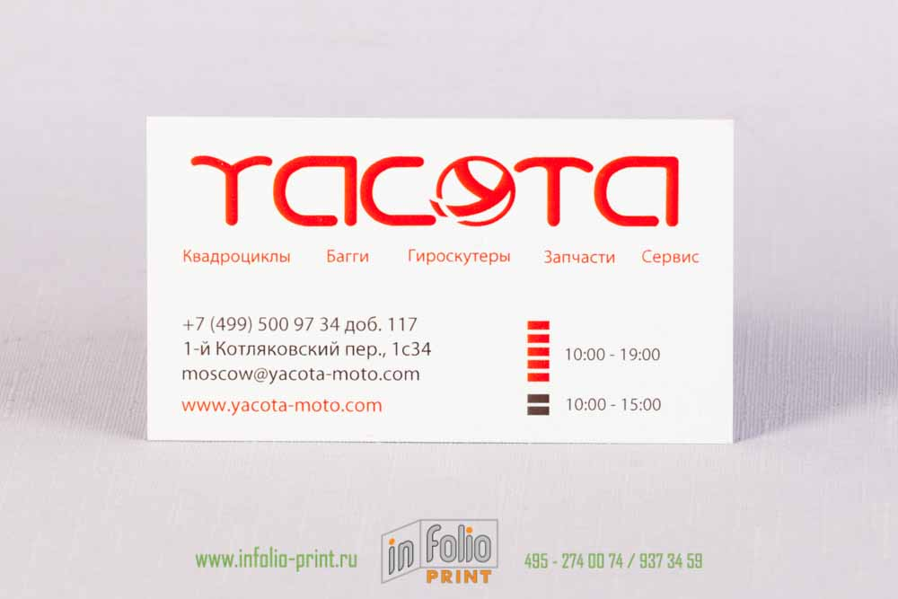 Визитная карточка магазина гидроскутеры