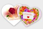Валентинки в Инфолио-принт