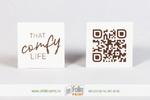 модные и актуальные визитки с qr кодом