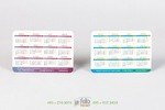 календарные сетки для карманных календарей