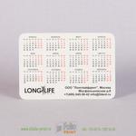 карманный календарик 70х100