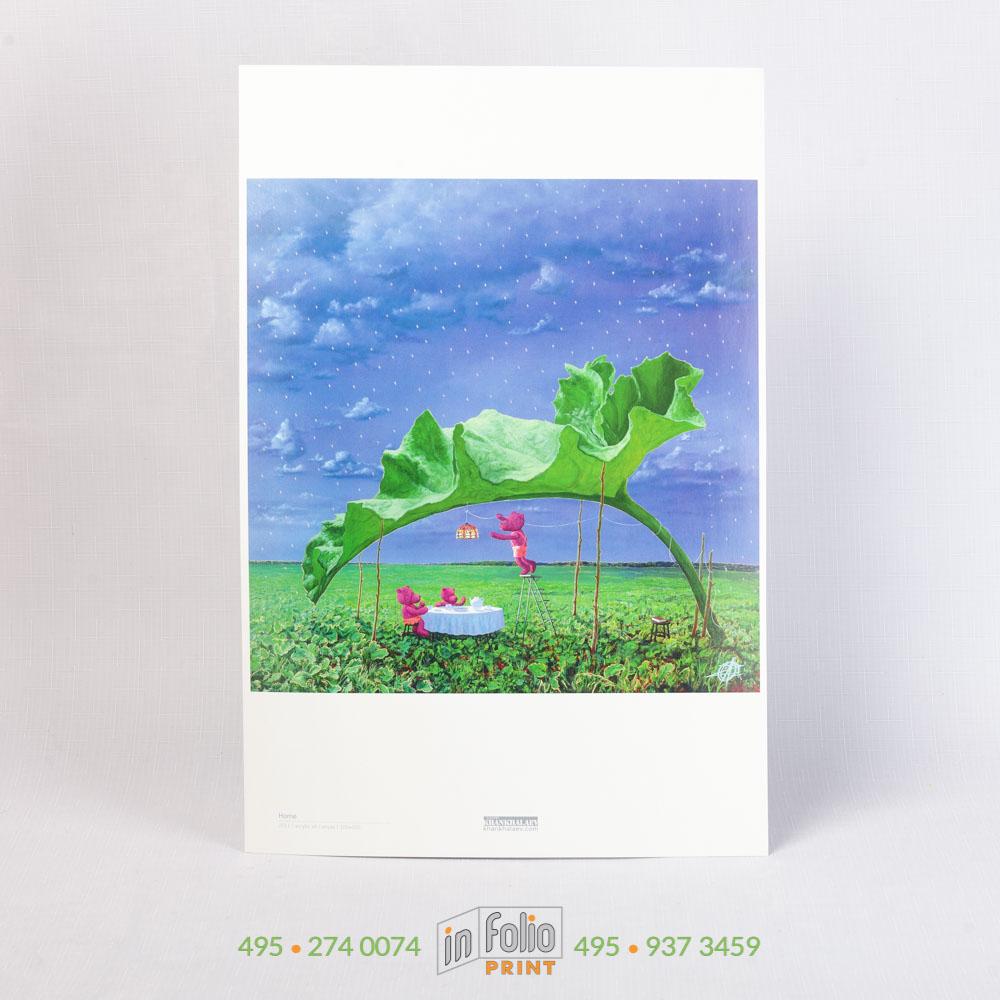 арт постер