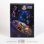 Блокнот А5 для астрологических прогнозов