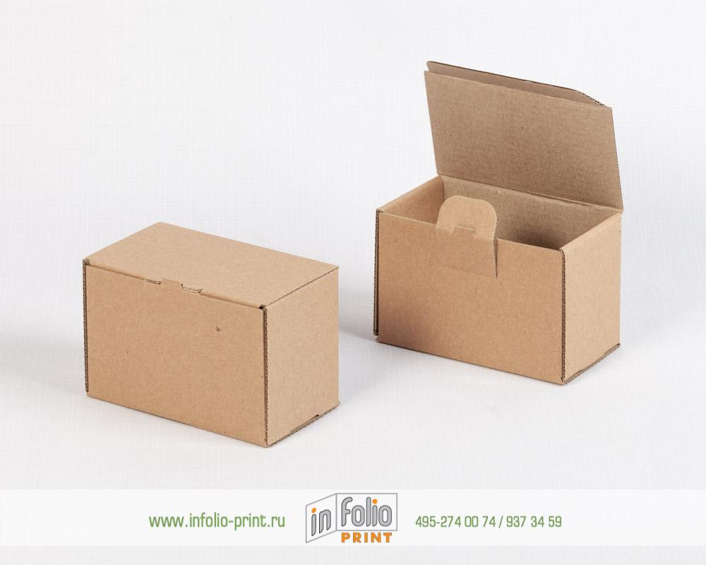 Коробка для транспортировки визитных карточек