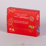 подарочная упаковка слоготипом 120х90х25