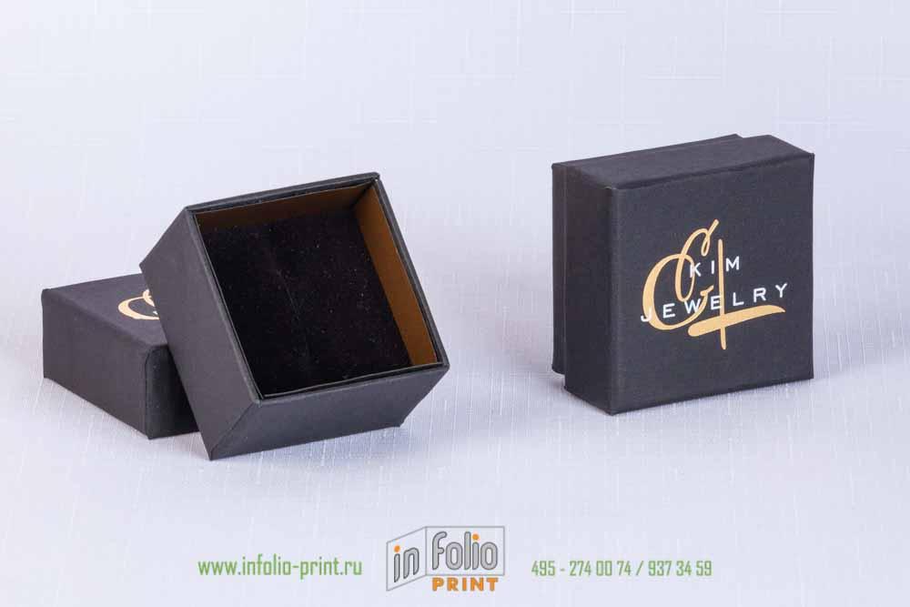 коробочки для ювелирных украшений