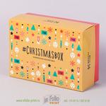 Упаковка для подарочного новогоднего набора