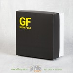 Коробка крышка-дно квадратная 150х150