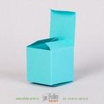 Бонбоньерка из дизайнерской бумаги