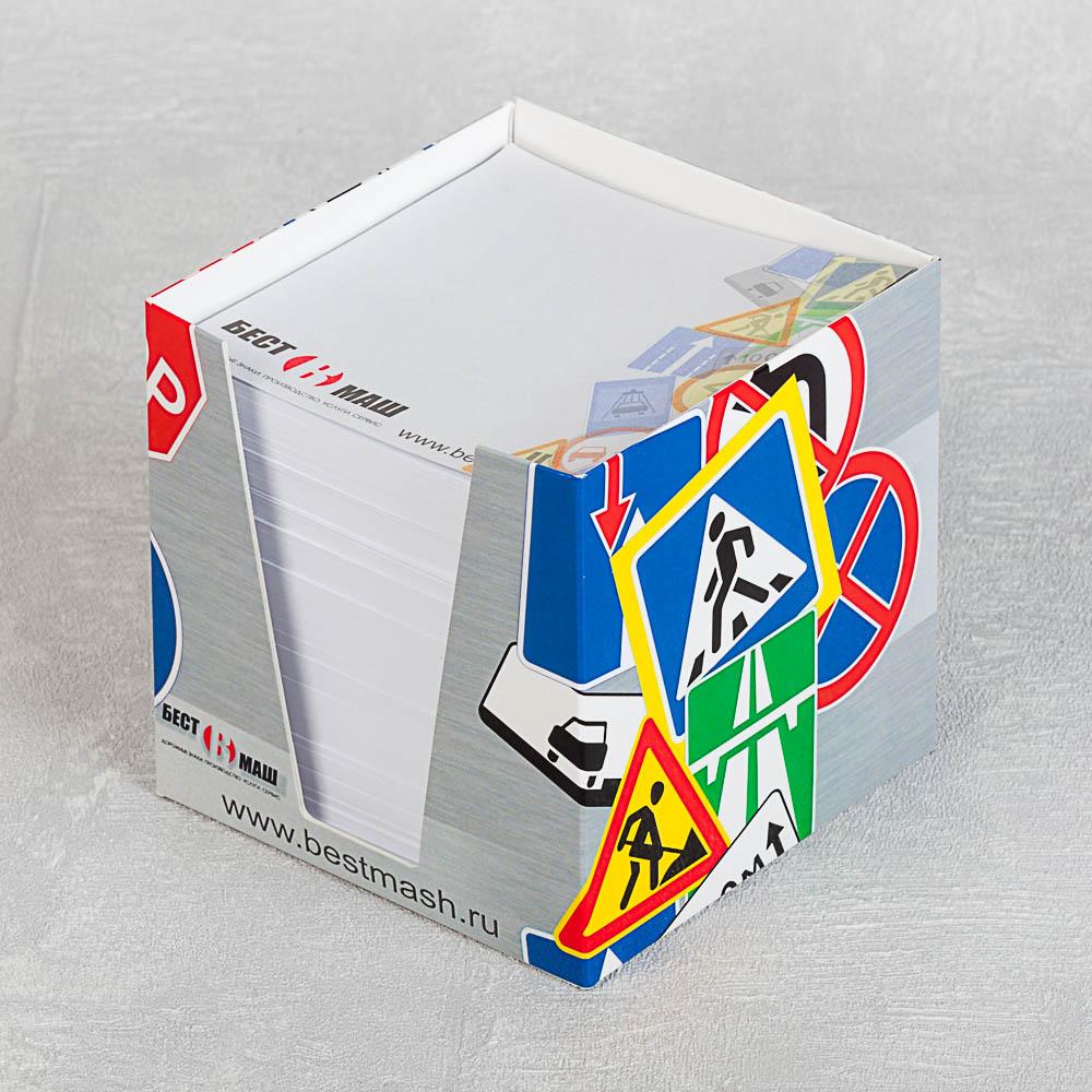 Подставка для кубарика с блоком 900 листов