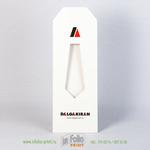 Упакова для галстука с логотипом