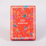 Упаковка для шелкового платка 140х190х21