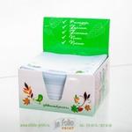 Подставка для кубарика с полноцветной печатью из ламинированного картона