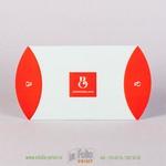 Упаковка пирожок для бижютерии